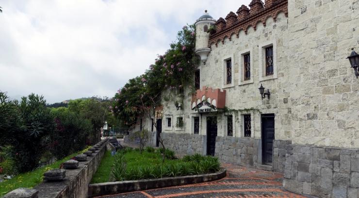 Ворота Боливара 2