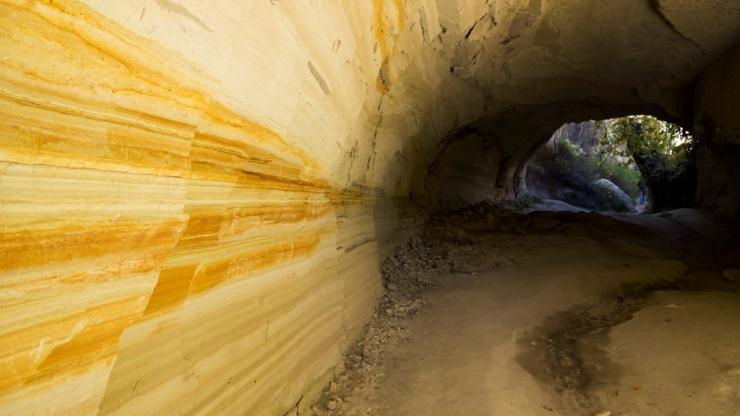 Большой тоннель