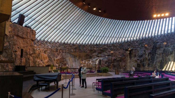 Церковь в скале 2