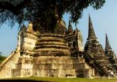 Wat Phra Si Sanphet 1