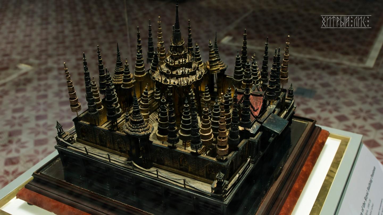 Национальный музей Бангкока 7