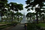 Центральная площадь Бангкока