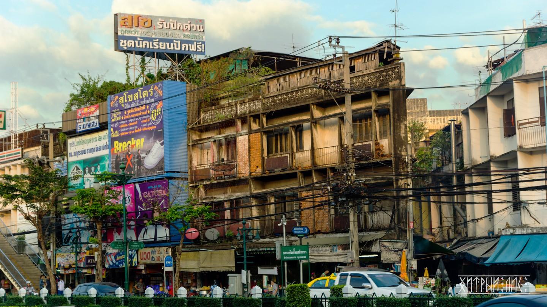 Улицы Бангкока 1