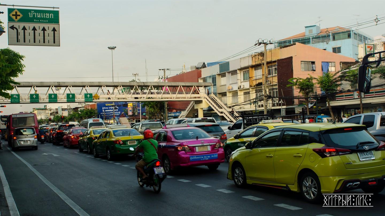 Улицы Бангкока 2