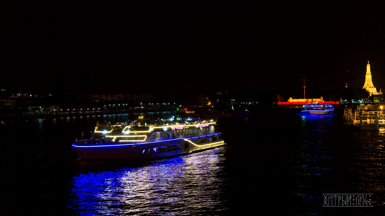 Корабли на реке Чаопрая