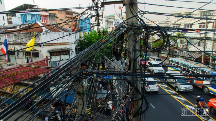 Улицы Бангкока 3