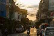 Бангкокский закат