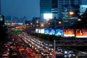 Пробки Бангкока 1