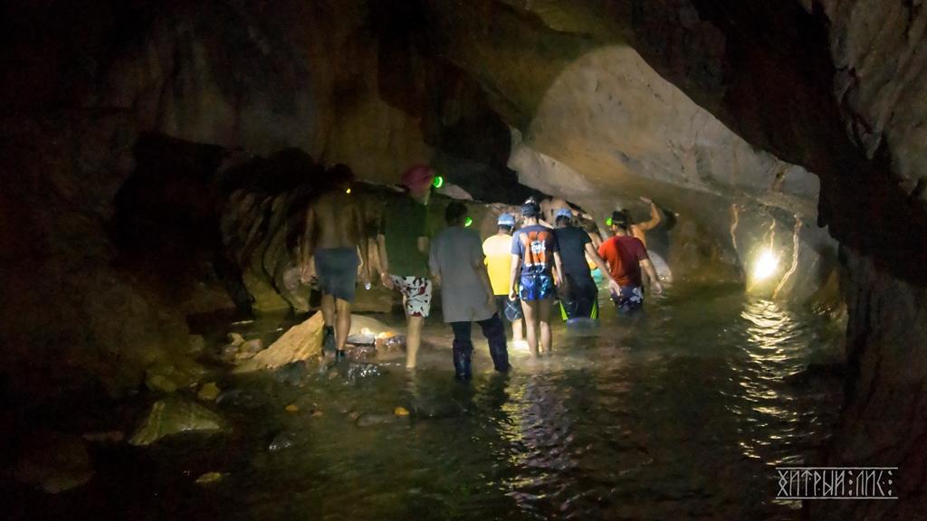 Пещера Намталу 2