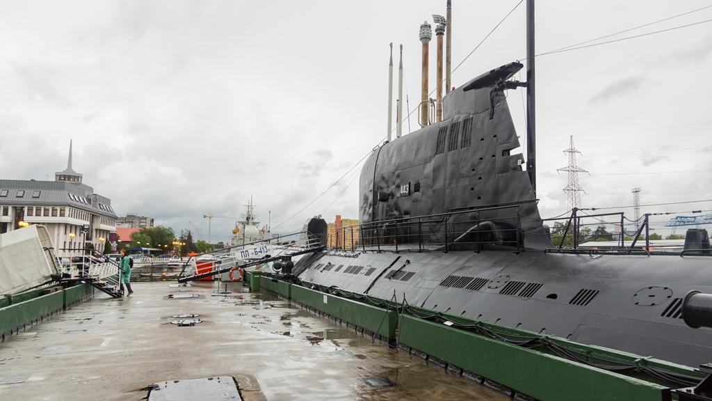Подводная лодка 2