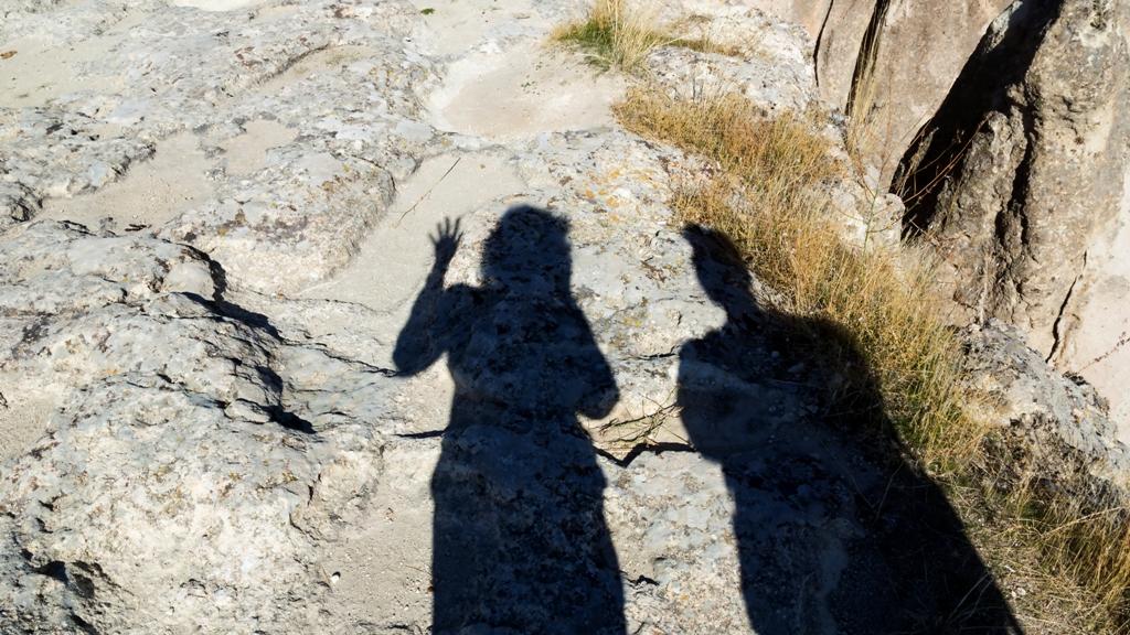 Тени в Каппадокии