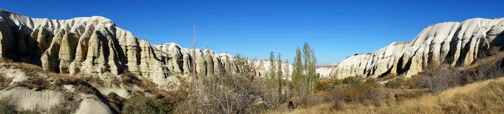 Долина Балыдере. Панорама 1