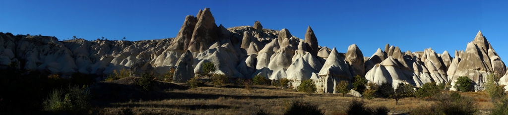 Панорама Каппадокии