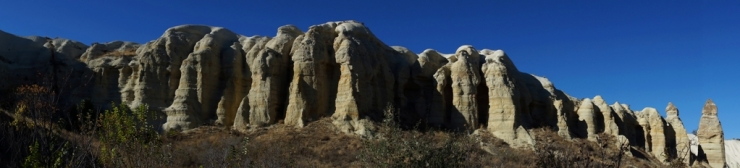 Долина Балыдере. Панорама 2