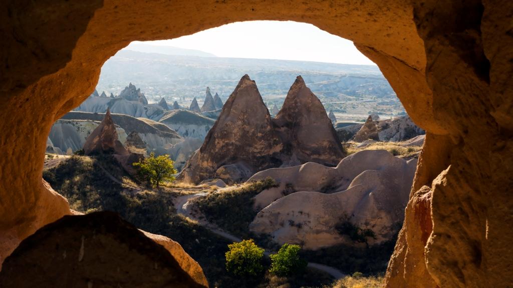 Окно в Каппадокию