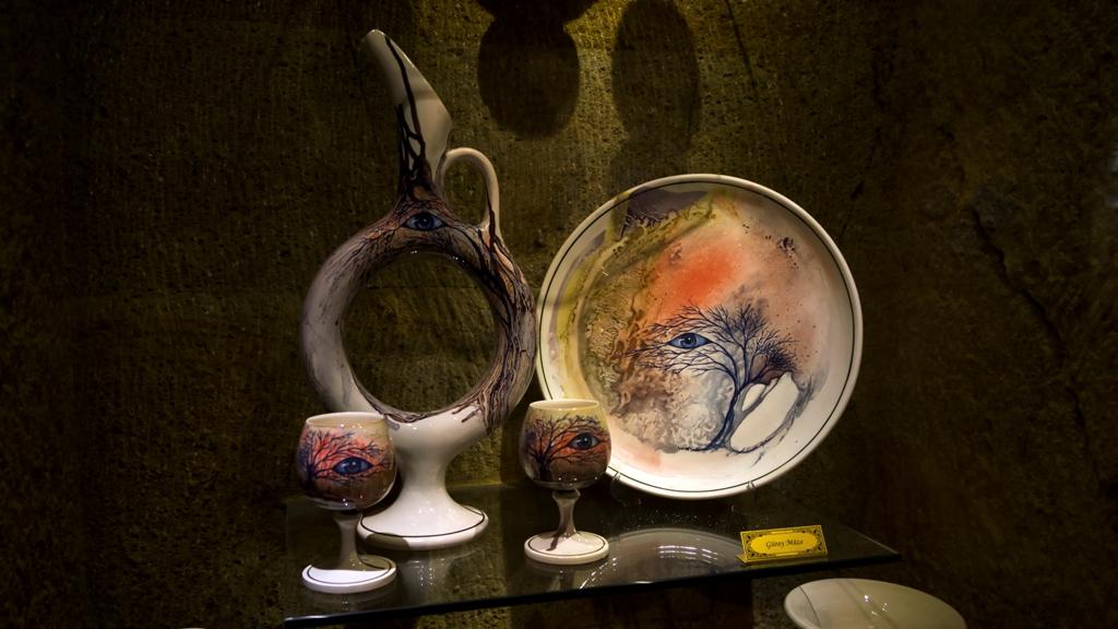 Современная керамика Аваноса 1