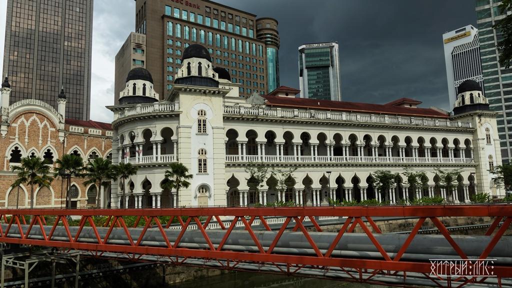 Здание Jabatan Warisan Negara