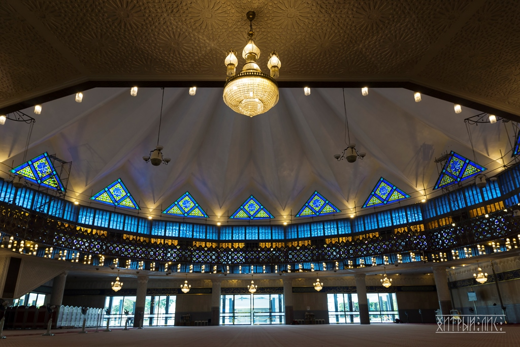 Национальная мечеть 4