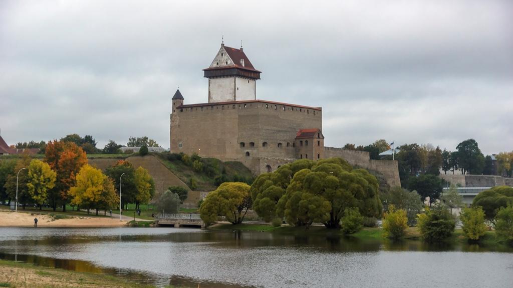 Нарвский замок Германа 2