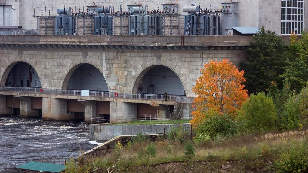 Нарвская ГЭС 2