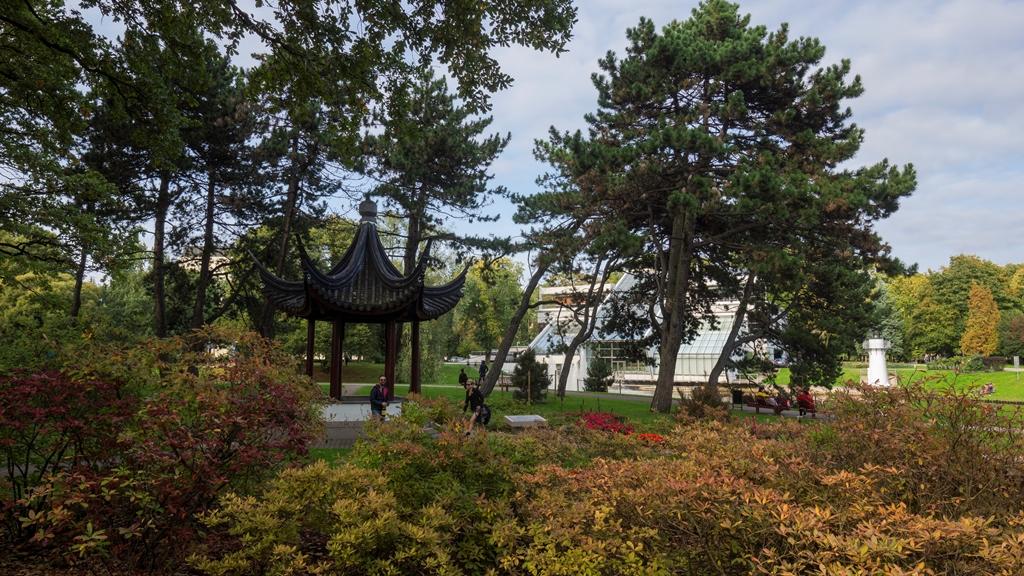Парк Кронвальда 1
