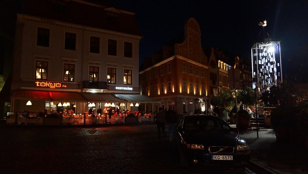 Ночная Рига 4