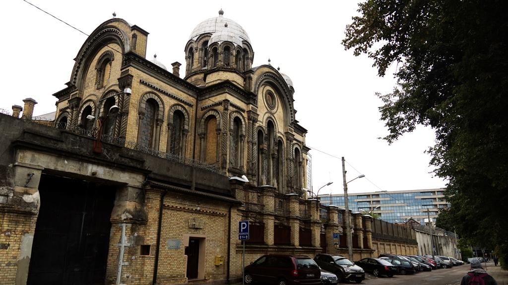 Церковь св. Николая Чудотворца при Лукишской тюрьме