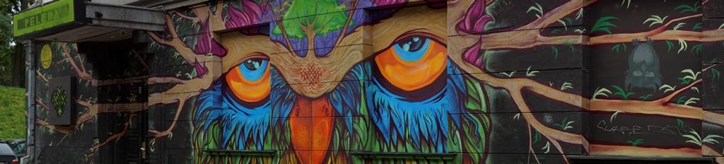 Граффити клуб Peleda