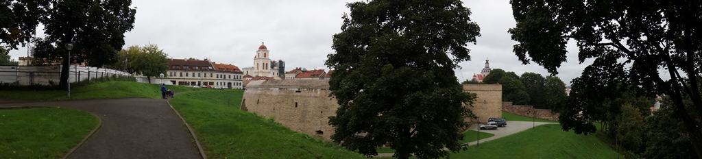Бастион Вильнюсской городской стены