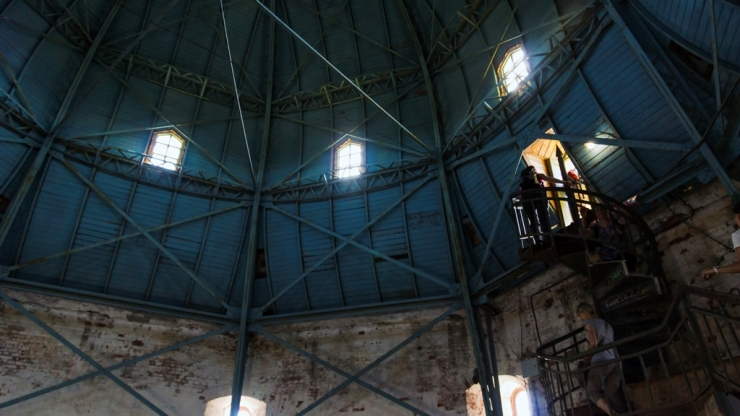 В башне Святого Олафа, Выборгский замок