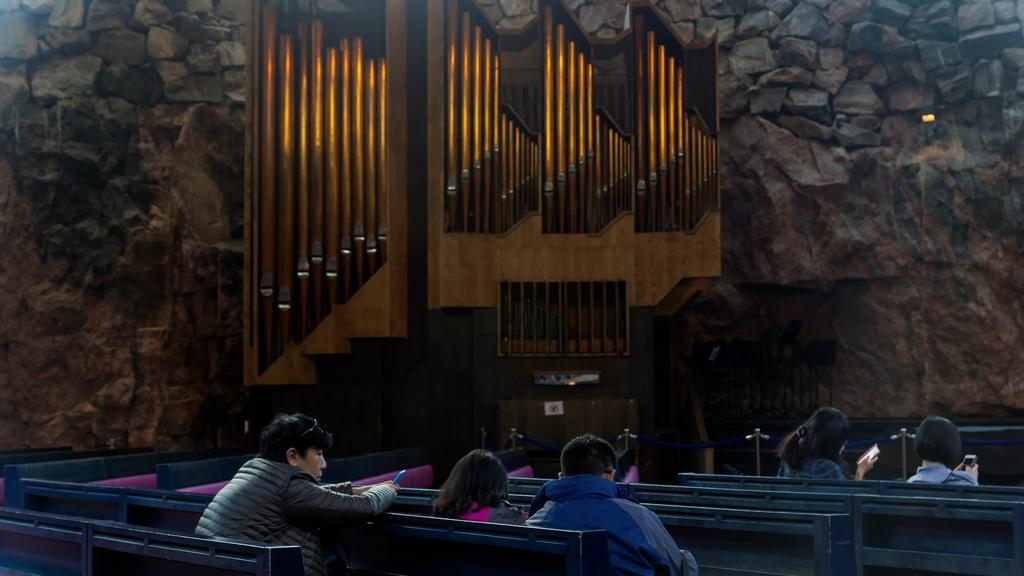 Церковь в скале 1