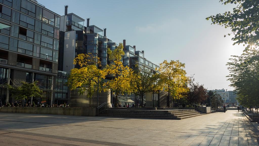Архитектура Хельсинки 2