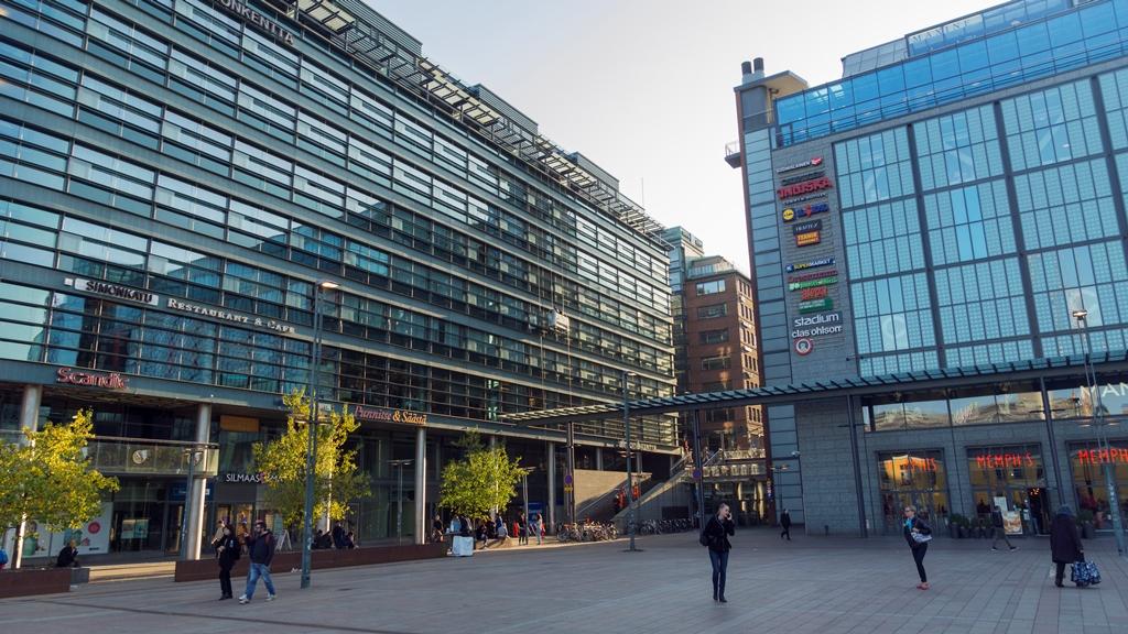 Архитектура Хельсинки 3