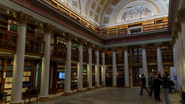 Национальная библиотека 1