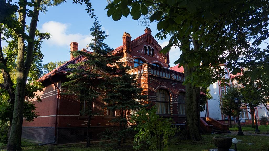 Краеведческий музей (Вилла Крелль)