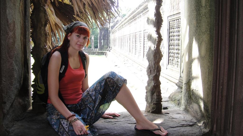В Ангкоре