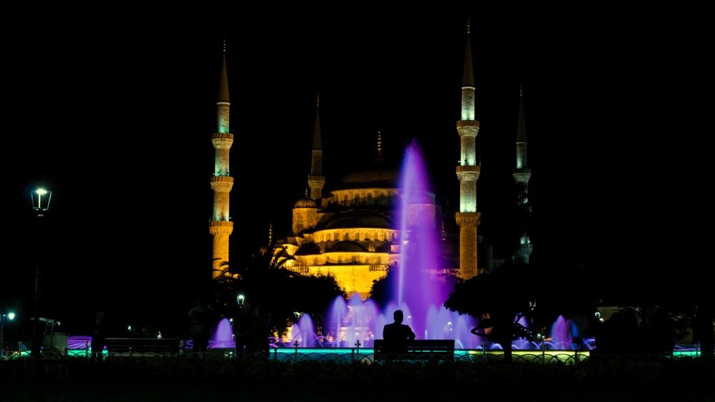 Голубая-мечеть-и-фонтан