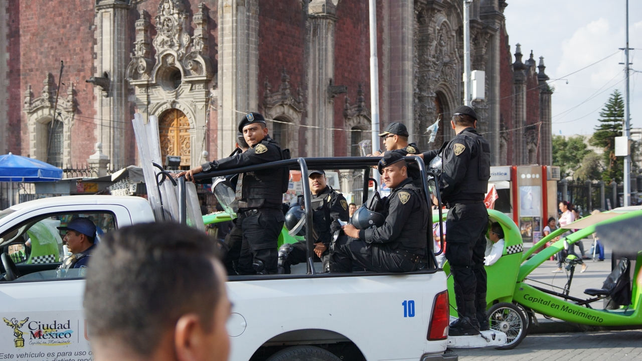 Полицейский-патруль